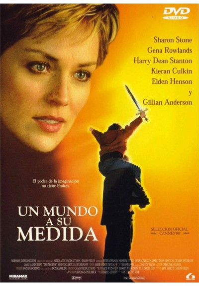Un Mundo A Su Medida (The Mighty)
