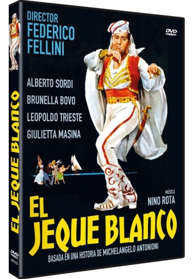 El Jeque Blanco (Lo Sceicco Bianco)