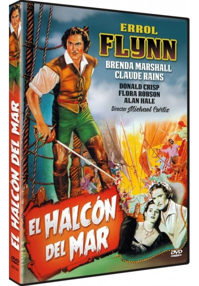 El Halcon Del Mar (The Sea Hawk)