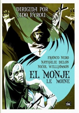 El Monje (1973) (Le Moine)