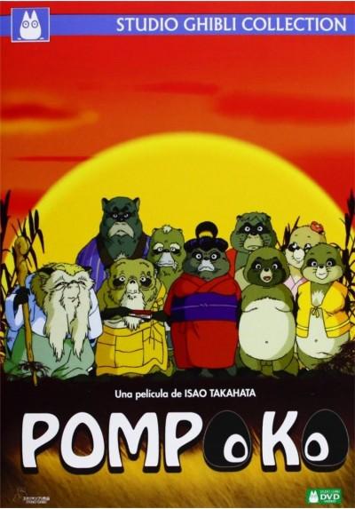 Pompoko (Heisei Tanuki Gassen Pompoko)