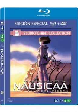Nausicaa Del Valle Del Viento (Blu-Ray + Dvd) (Kaze No Tani No Naushika)