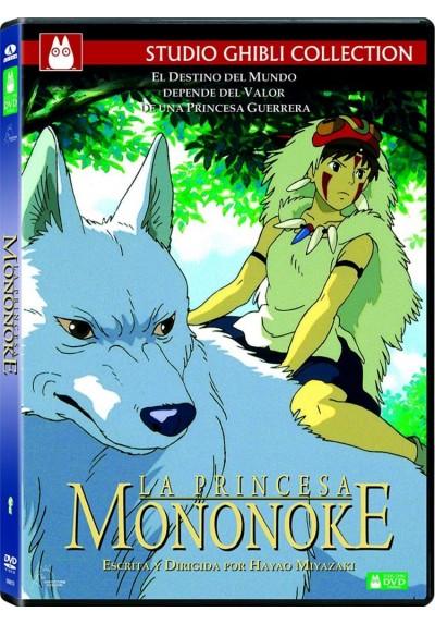 La Princesa Mononoke (Mononoke Hime)