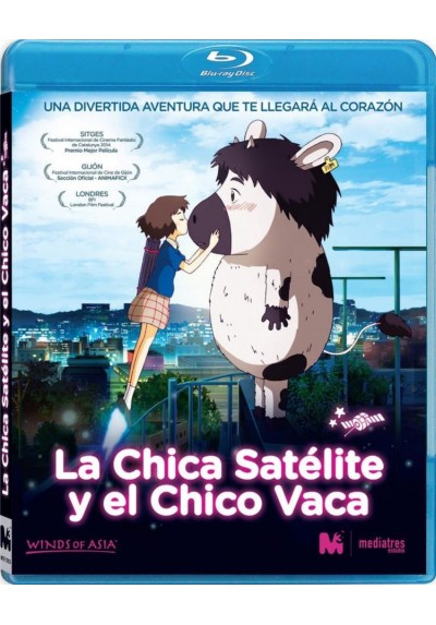 La Chica Satelite Y El Chico Vaca (Blu-Ray) (Oo-Lee-Byeol Il-Ho-Wa Eol-Lug-So)