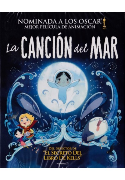 La Cancion Del Mar (Blu-Ray) (Song Of The Sea)