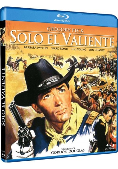 Solo El Valiente (Only The Valiant) (Blu-Ray) (Bd-R)