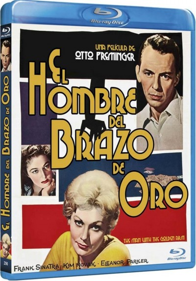 El Hombre Del Brazo De Oro (Blu-Ray) (Bd-R) (The Man With The Golden Arm)