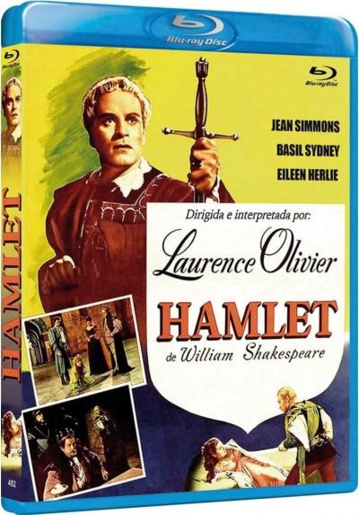 Hamlet (1948) (Blu-Ray) (Bd-R)