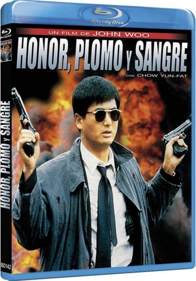 Honor, Plomo Y Sangre (Blu-Ray) (Ying Hung Boon Sik II)