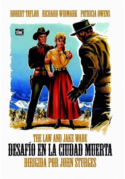 Desafio En La Ciudad Muerta (The Law And Jake Wade)