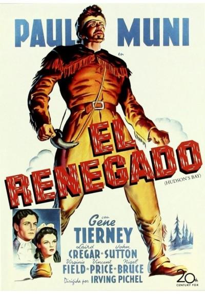 El Renegado (1941) (Hudson´s Bay)