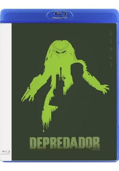 Depredador (Version Extendida) (Blu-Ray) (Predator)