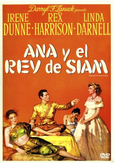 Ana y el rey de Siam (Anna and the King of Siam)