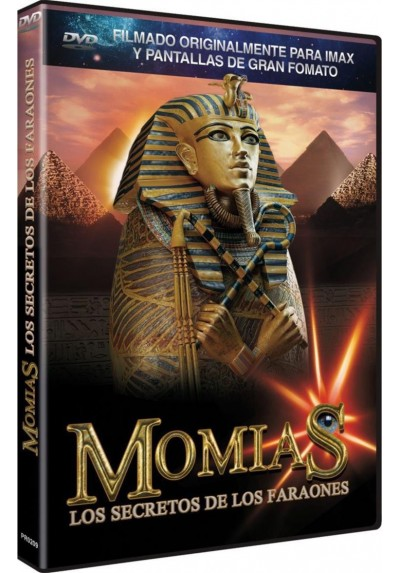 Momias, Los Secretos De Los Faraones (Mummies: Secrets Of The Pharaohs)