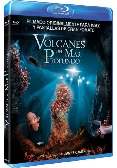 Volcanes Del Mar Profundo (Blu-Ray) (Volcanoes Of The Deep Sea)