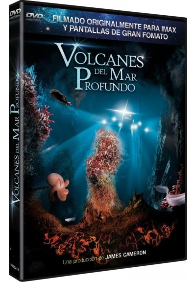 Volcanes Del Mar Profundo (Volcanoes Of The Deep Sea)