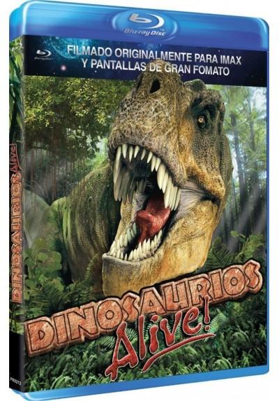 Dinosaurios Alive (Blu-Ray) (Dinosaurs Alive)