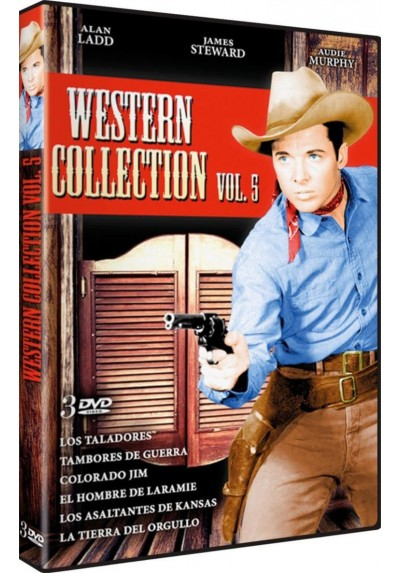 Pack Western Collection - Vol. 5