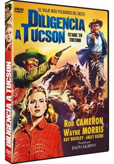 Diligencia A Tucson (Stage To Tucson)