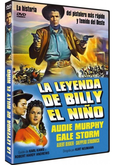 La Leyenda De Billy El Niño (The Kid From Texas)