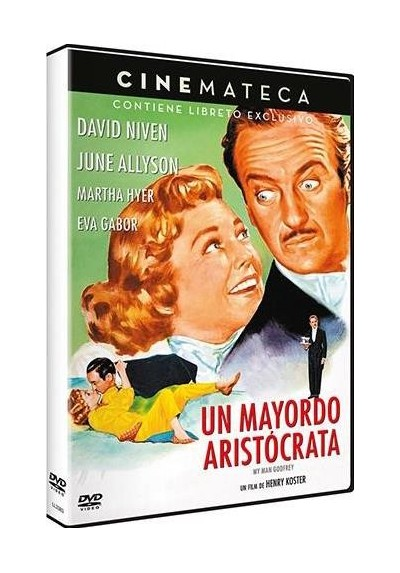Un Mayordomo Aristocrata (My Man Godfrey)