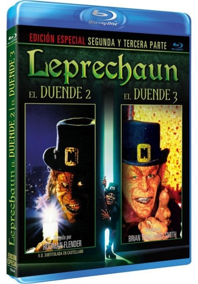 Leprechaun 2 + 3 (Blu-Ray)