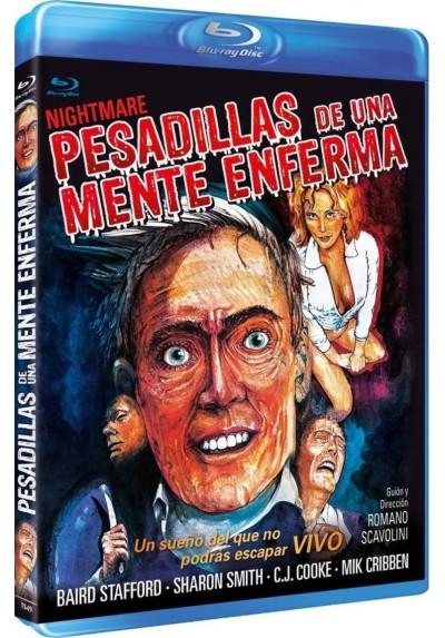 Pesadillas De Una Mente Enferma (Blu-Ray) (Nightmare)