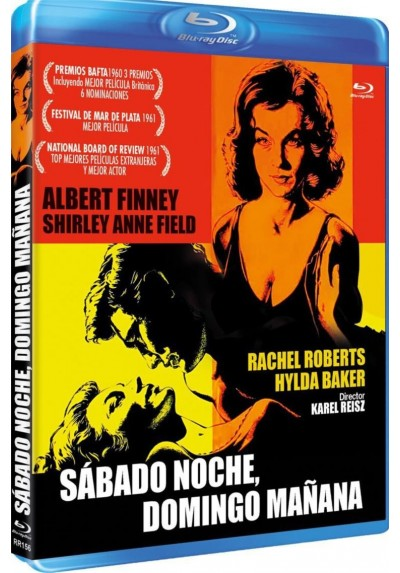 Sabado Noche, Domingo Mañana (Saturday Night and Sunday Morning ) (Blu-Ray) (Bd-R)