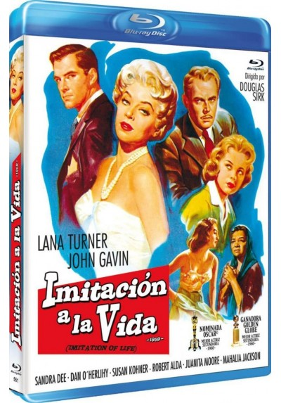 Imitacion A La Vida (1959) (Blu-Ray) (Bd-R) (Imitation Of Life)