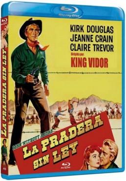 La Pradera Sin Ley (Blu-Ray) (Bd-R) (Man Without A Star)