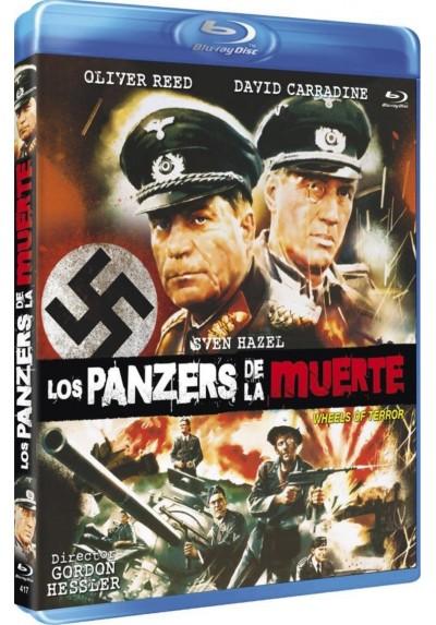 Los Panzers De La Muerte (Blu-Ray) (Bd-R) (The Misfit Brigade)