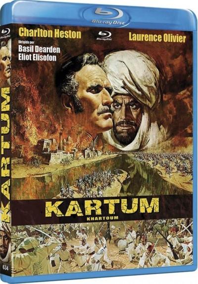 Kartum (Blu-Ray) (Khartoum)