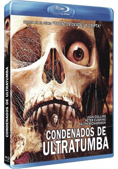 Condenados De Ultratumba (Blu-Ray) (Tales From The Crypt)