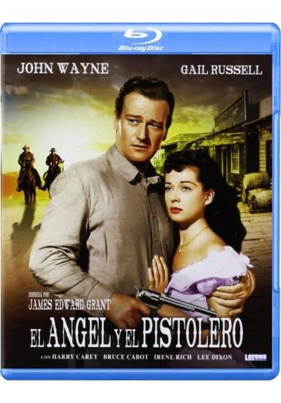 El Angel Y El Pistolero (Blu-Ray) (Angel And The Badman)
