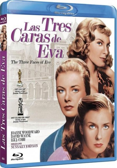 Las Tres Caras De Eva (Blu-Ray) (The Three Faces Of Eve)