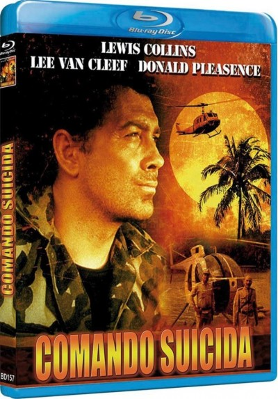 Comando Suicida (Blu-Ray) (Der Commander)
