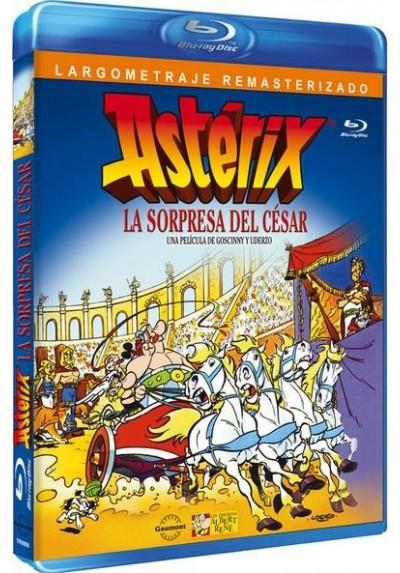 Asterix Y La Sorpresa Del Cesar (Blu-Ray) (Asterix Et La Surprise De Cesar)