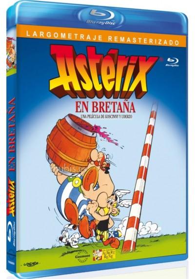 Asterix En Bretaña (Blu-Ray) (Asterix Chez Les Bretons)