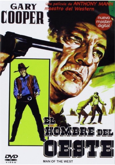 El Hombre Del Oeste (Man Of The West)
