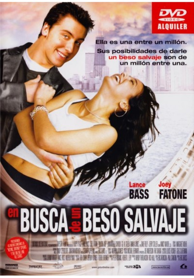 En Busca De Un Beso Salvaje (On the Line)