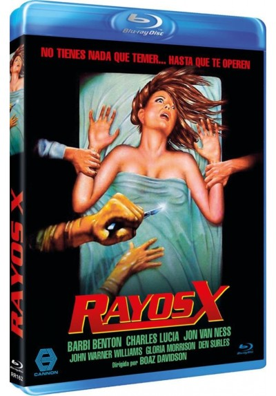 Rayos X (X RAY / Hospital Massacre) (BD-R) (Blu-Ray)