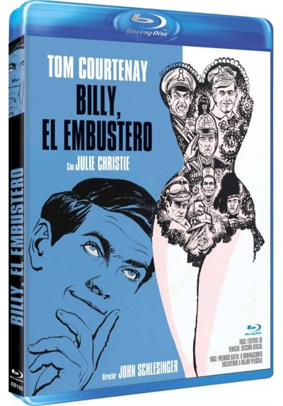 Billy El Embustero (Billy Liar) (Bd-R) (Blu-Ray)