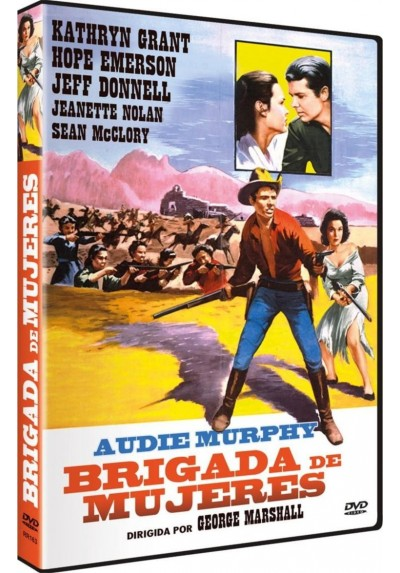Brigada De Mujeres (The Guns Of Fort Petticoat)