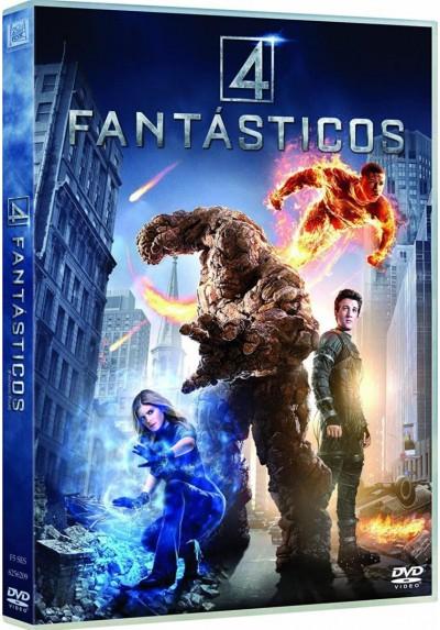 Cuatro Fantasticos (Fantastic Four)