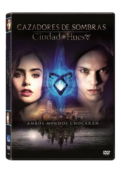 Cazadores De Sombras : Ciudad De Hueso (The Mortal Instruments : City Of Bones)