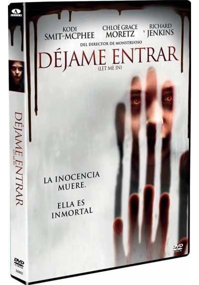 Dejame Entrar (2010) (Let Me In)