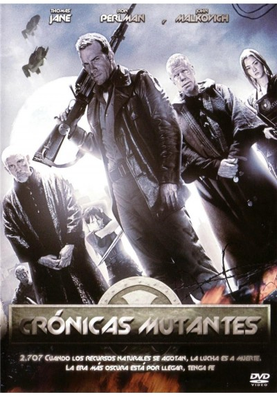 Cronicas Mutantes (Mutant Chronicles)