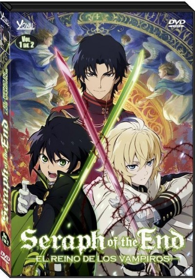 El Reino de los Vampiros (Seraph Of The End) Vol.1