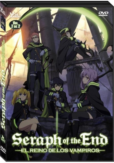 El Reino de los Vampiros (Seraph Of The End) Vol.2