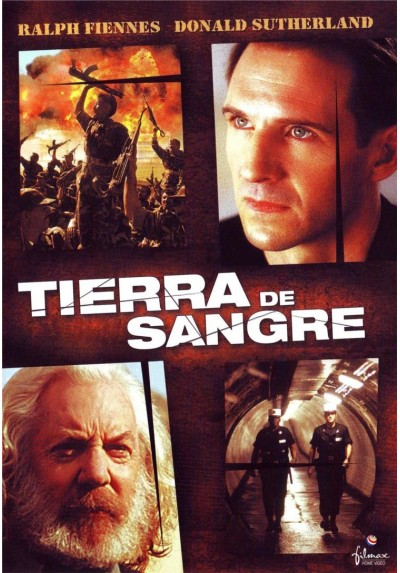 Tierra De Sangre (2006) (Land Of The Blind)